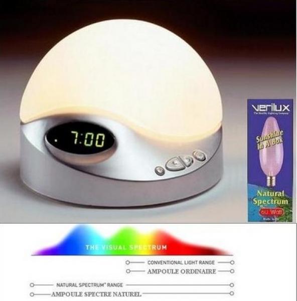 ampoule verilux pour simulateur d 39 aube lumie 200. Black Bedroom Furniture Sets. Home Design Ideas